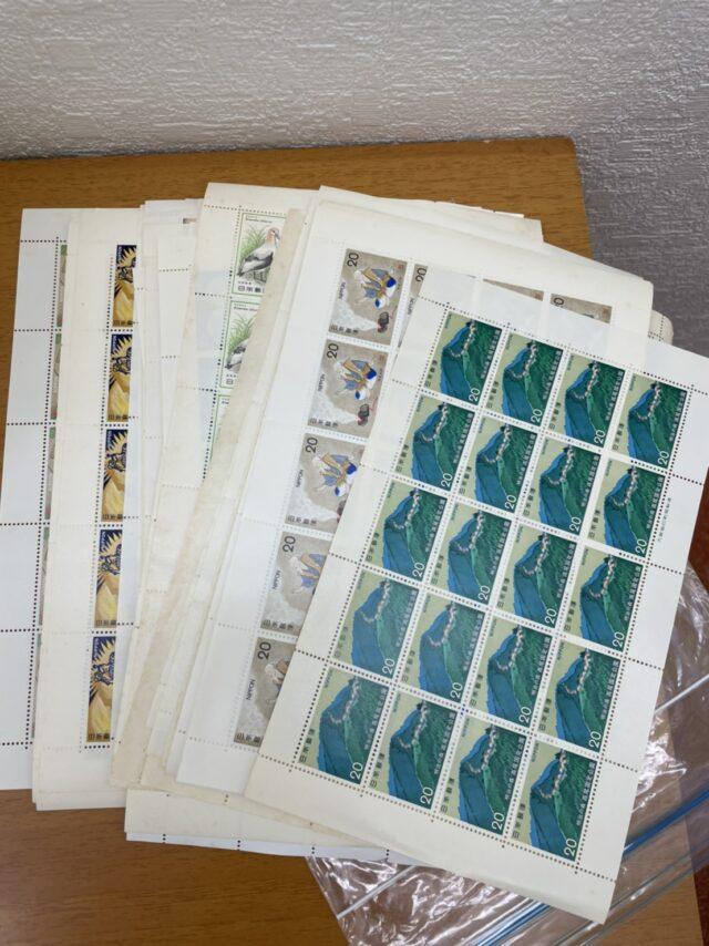 切手買取 横浜